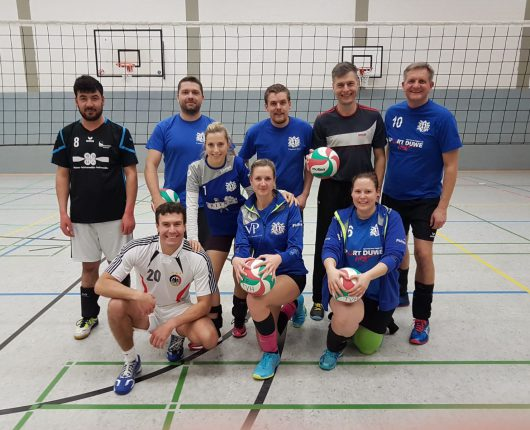 TVH Volleyball Mixed Team